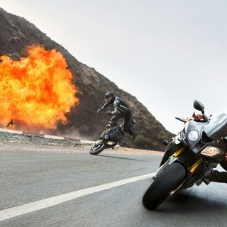 Mission: Impossible Rogue Nation photo