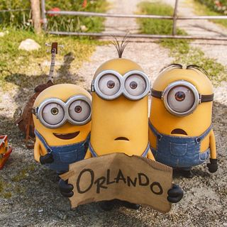 Minions - Minions from Universal Pictures' Minions (2015)
