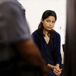 Miral - Freida Pinto stars as Miral in The Weinstein Company's Miral (2010)
