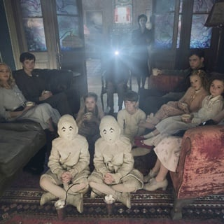 Miss Peregrine's Home for Peculiar Children photo