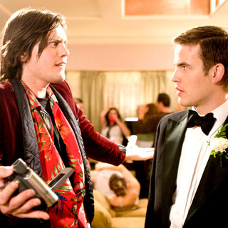Trevor Moore stars as Tucker Cleigh and Zach Cregger stars as Eugene Bell in Fox Searchlight Pictures' Miss March (2009) - miss_march05