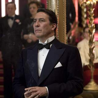 Ciaran Hinds as Joe in Bharat Nalluri's MISS PETTIGREW LIVES FOR A DAY, a Focus Features release.
