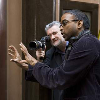 Bharat Nalluri, The Director of Focus Features' MISS PETTIGREW LIVES FOR A DAY (2008)