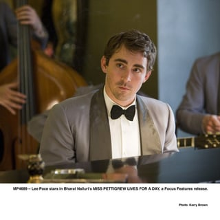 Lee Pace as Michael in Focus Features' MISS PETTIGREW LIVES FOR A DAY (2008)