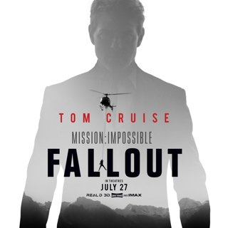 Poster of Paramount Pictures' Mission: Impossible - Fallout (2018)