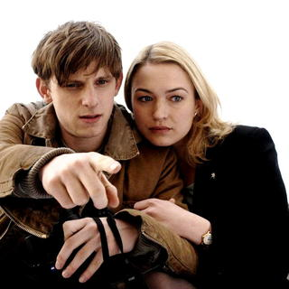 Jamie Bell stars as Hallam Foe and Sophia Myles stars as Kate Breck in Magnolia Pictures' Mister Foe (2008) - mister_foe04