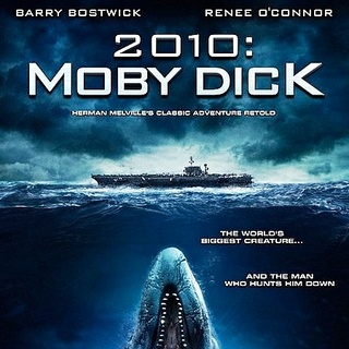 Poster of Universal Pictures' Moby Dick (2011)