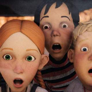 Monster House Picture 9