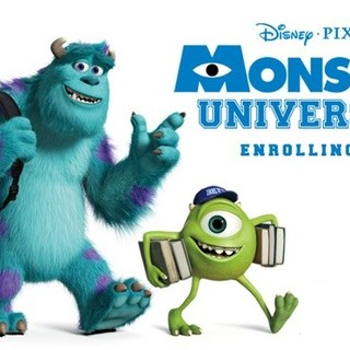 Monsters University - Poster of Walt Disney Pictures' Monsters University (2013)