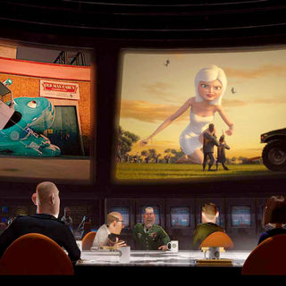 Monsters vs. Aliens Picture 2