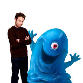Monsters vs. Aliens - Seth Rogen voices B.O.B. in Paramount Pictures' Monsters vs. Aliens (2009)