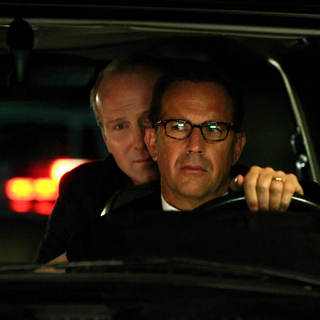 William Hurt and Kevin Costner in MGM's Mr. Brooks (2007)