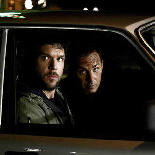 Dane Cook and Kevin Costner in MGM's Mr. Brooks (2007)