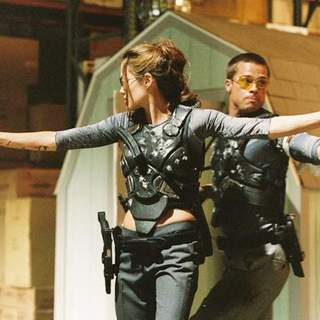 Mr and Mrs Smith Picture 25