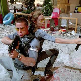 Mr and Mrs Smith Picture 26