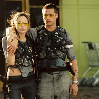 Mr and Mrs Smith Picture 27