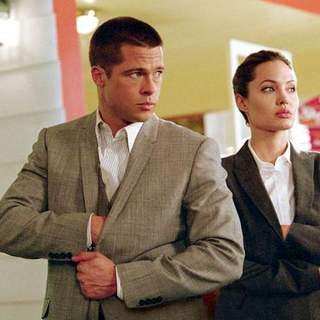 Mr and Mrs Smith Picture 28