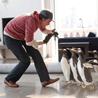 Jim Carrey stars as Tom Popper in 20th Century Fox's Mr. Popper's Penguins (2011)
