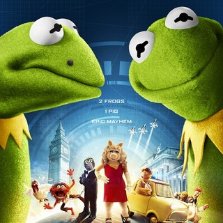 Muppets Most Wanted - Poster of Walt Disney Pictures' Muppets Most Wanted (2014)