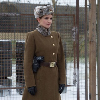 Muppets Most Wanted - Tina Fey stars as Nadya in Walt Disney Pictures' Muppets Most Wanted (2014)