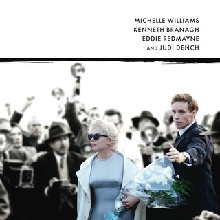 Poster of The Weinstein Company's My Week with Marilyn (2011)