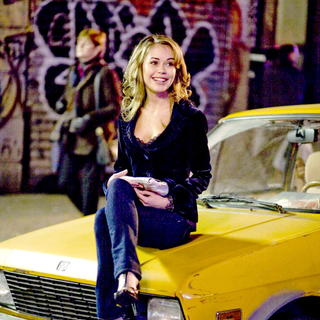 Alexis Dziena stars as Tris in Sony Pictures' Nick and Norah's Infinite Playlist (2008). Photo credit by K.C. Bailey. - nanip17