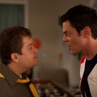 Patton Oswalt stars as Randy and Johnny Knoxville stars as Kirk in Magnet Releasing's Nature Calls (2012)