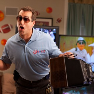 Rob Riggle stars as Gentry in Magnet Releasing's Nature Calls (2012)