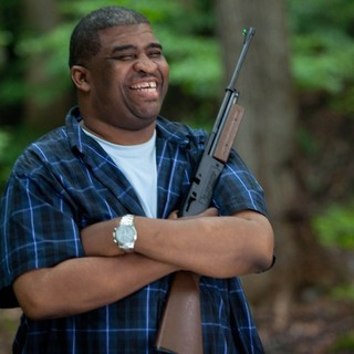Patrice O'Neal stars as Mr. Caldwell in Magnet Releasing's Nature Calls (2012)