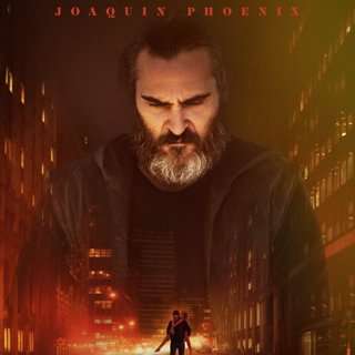 Poster of Amazon Studios' You Were Never Really Here (2018)