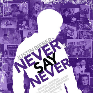 Poster of Paramount Pictures' Justin Bieber: Never Say Never (2011)