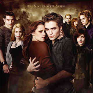 Poster of The Twilight Saga's New Moon (2009) - new_moon_poster02