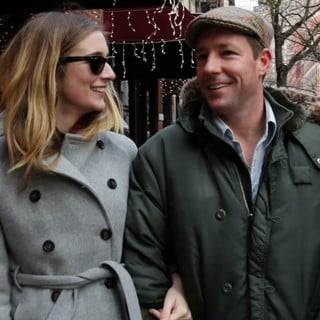 Caitlin Fitzgerald stars as Katie and Edward Burns stars as Buzzy in Tribeca Film's Newlyweds (2012). Photo credit by William Rexer. - newlyweds02