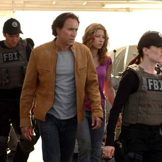 Nicolas Cage, Jessica Biel and Julianne Moore in Paramount Pictures' Next (2007)