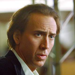 Nicolas Cage as Cris Johnson in Paramount Pictures' Next (2007)