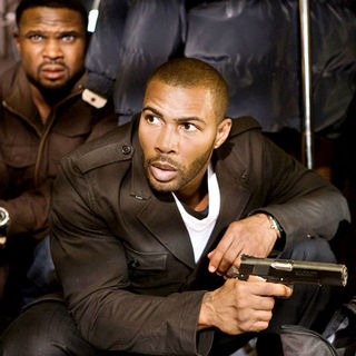 Omari Hardwick stars as Shavoo in Summit Entertainment's Next Day Air (2009) - next_day_air04