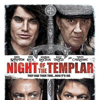 Poster of Archstone Distribution's Night of the Templar (2012)