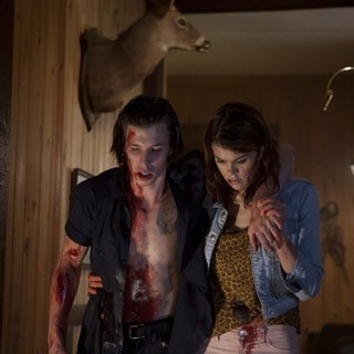Lindsey Shaw stars as Amber in Anchor Bay Films' No One Lives (2013) - no-one-lives-picture03