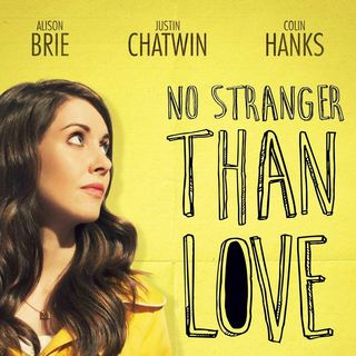 Poster of Momentum Pictures' No Stranger Than Love (2016) - no-stranger-than-love-pstr02