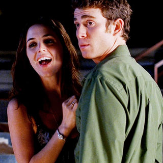 Eliza Dushku stars as City Hall and Bryan Greenberg stars as Barkley Michaelson in Freestyle Releasing's Nobel Son (2008)