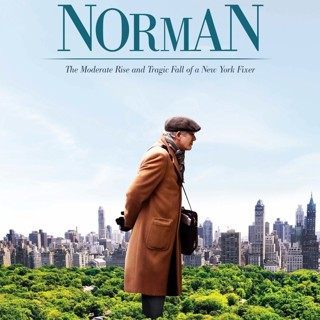 Poster of Sony Pictures Classics' Norman: The Moderate Rise and Tragic Fall of a New York Fixer (2017)