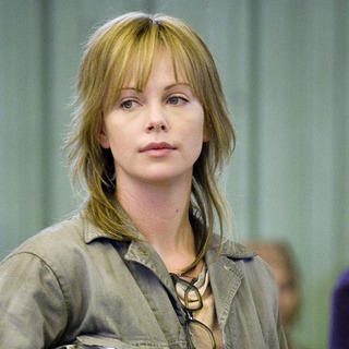 North Country - Charlize Theron as Josey Aimes, a female miner.
