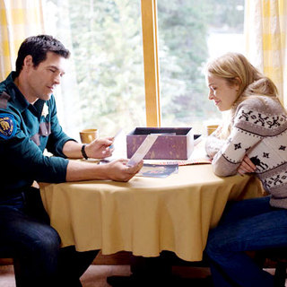 Eddie Cibrian stars as Nate Burns and LeAnn Rimes stars as Meg Galligan in Lifetime Television's Northern Lights (2009) - northern_lights04