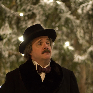 Nathan Lane stars as Uncle Albert in Freestyle Releasing's The Nutcracker in 3D (2010)