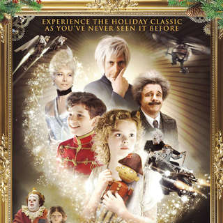 Poster of Freestyle Releasing's The Nutcracker in 3D (2010)