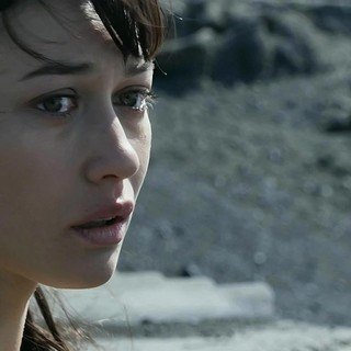 Olga Kurylenko stars as Julia in Universal Pictures' Oblivion (2013)