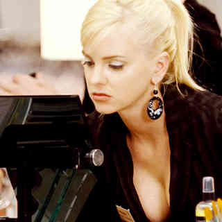 Anna Faris stars as Brandi in Warner Bros. Pictures' Observe and Report (2009)