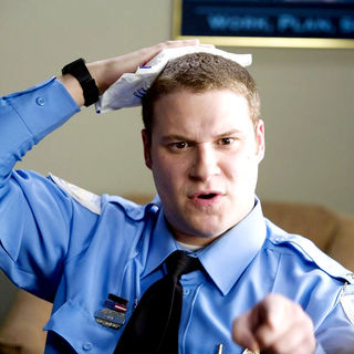 Seth Rogen stars as Ronnie Barnhardt in Warner Bros. Pictures' Observe and Report (2009)