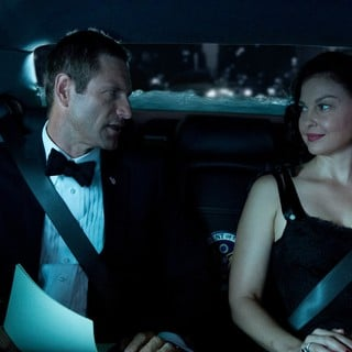 Aaron Eckhart stars as President Benjamin Asher and Ashley Judd stars as Margaret Asher in FilmDistrict's Olympus Has Fallen (2013)