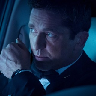 Gerard Butler stars as Mike Banning in FilmDistrict's Olympus Has Fallen (2013)